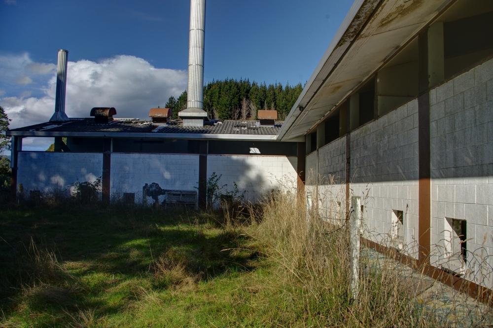 Animal Testing Centre & Incinerator (2/6)