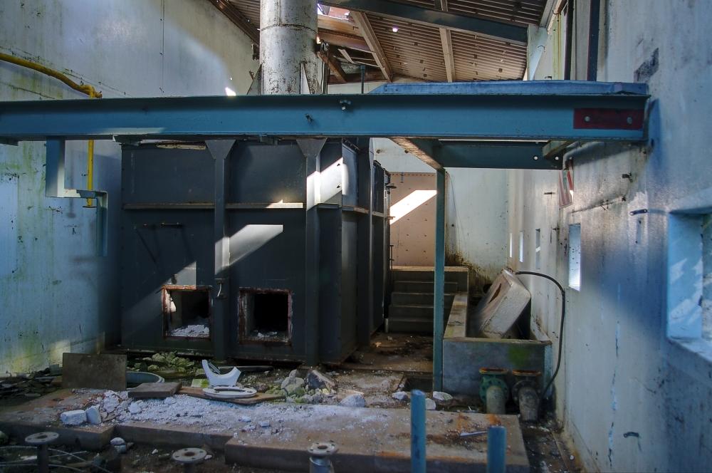 Animal Testing Centre & Incinerator (3/6)