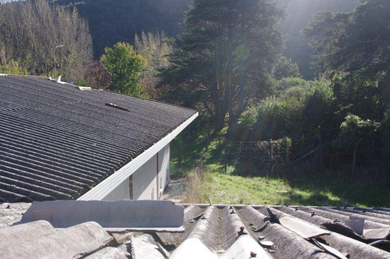 Roof shot