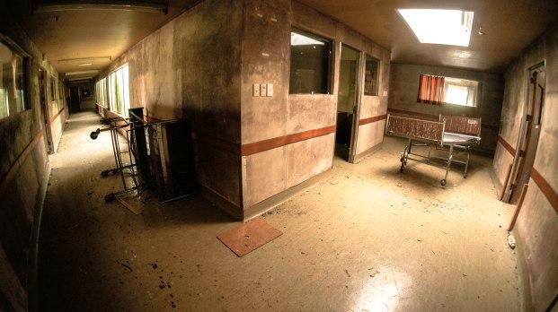 Mental Hospital #1