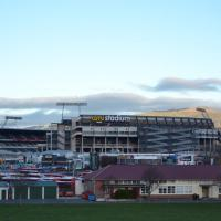 Stadium Wasteland