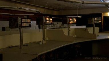 Futuristic control panels