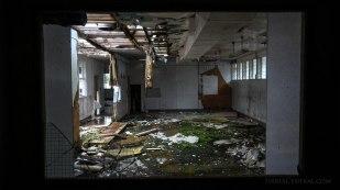 Waikune Prison Abandoned