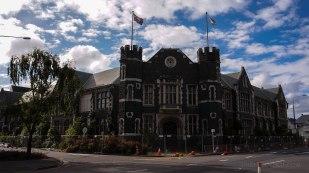 Peterborough, Christchurch