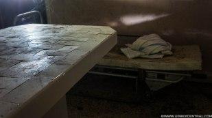 Abandoned Mental Hospital Morgue, New Zealand Urbex