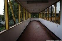 Abandoned South Island New Zealand hospital