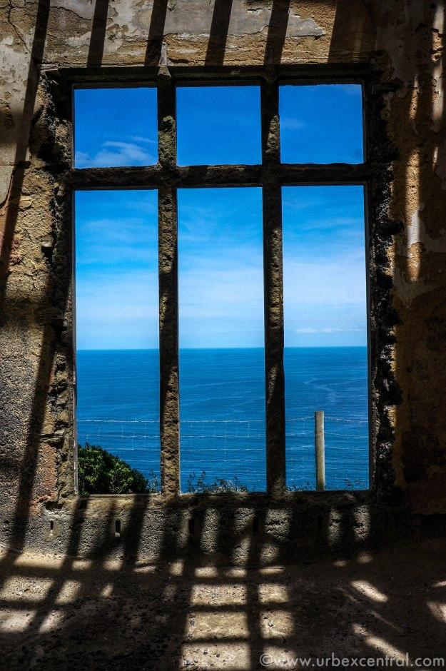 Dunedin Abandoned Castle
