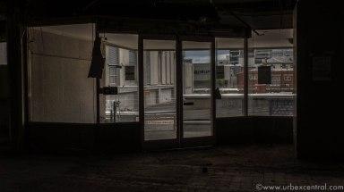 Abandoned Police Station Implosion