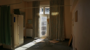 Abandoned Rest Home Hospital New Zealand