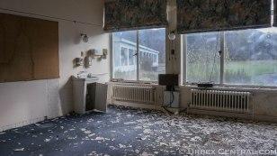 Abandoned Hamner springs hospital, urbex central.com