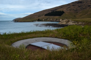 Fort Island, bunker