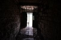 Fort Island underground tunnel