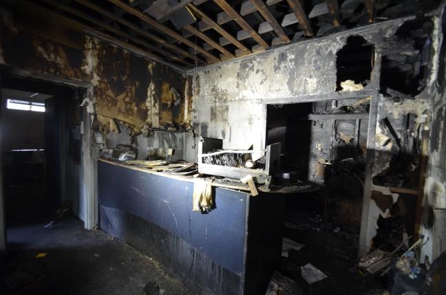 Abandoned Wellington Medical Centre, NZ